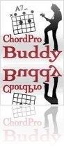 Logiciel Musique : ChordPro Buddy 1.2 - macmusic