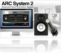 Matériel Audio : IK Multimedia Pésente ARC System 2 - macmusic