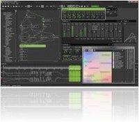 Logiciel Musique : Ross Bencina Lance AudioMulch 2.2 - macmusic