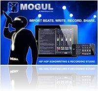 Logiciel Musique : Make Hit Music Lance MOGUL - macmusic