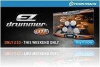Event : Massive Weekend Toontrack and Zero-G deals - macmusic