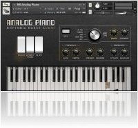 Instrument Virtuel : Rythmic Robot Lance Analog Piano pour Kontakt - macmusic