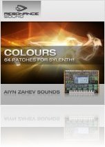 Virtual Instrument : Resonance Sounds Releases Colours Sylenth1 - macmusic