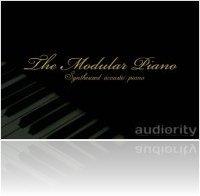 Instrument Virtuel : Audiority Lance Modular Piano - macmusic