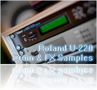 Instrument Virtuel : Martin78.com Lance Roland U-220 / U-20 Drum & fx Samples - macmusic