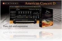 Instrument Virtuel : Synthogy Lance American Concert D - macmusic
