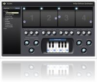 Instrument Virtuel : Virsyn KLON 3.0 Native 64bit pour Mac OS X - macmusic