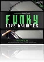 Virtual Instrument : Zenhiser Launches The Funky Live Drummer - macmusic