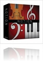 Music Software : Notion Music Releases Notion 4.0 - macmusic