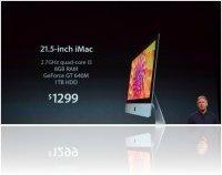 Apple : Apple iMac 21.5' - macmusic