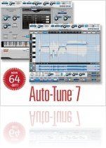 Plug-ins : Antares Auto-Tune 7 64-Bit Upgrades Available! - macmusic