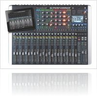 Matériel Audio : Soundcraft Si Performer - macmusic