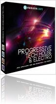 Virtual Instrument : Producerloops Releases Progressive TechHouse & Electro Vol 1 - macmusic
