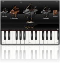 Virtual Instrument : IK Multimedia Releases iGrand Piano for iPad - macmusic