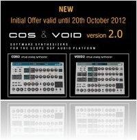 Instrument Virtuel : Sonic Core Promo sur COS & VOID version 2 pour SCOPE! - macmusic