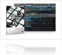 Instrument Virtuel : Native Instruments Présente DROP SQUAD - macmusic