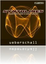 Instrument Virtuel : Ueberschall Annonce Synthlines - macmusic