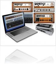 Virtual Instrument : IK Multimedia Releases New Certified Orange and Carvin Models - macmusic