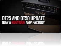 Music Hardware : Line 6 Announces DT 2.0 Firmware Update - macmusic