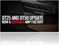 Matériel Musique : Line 6 Annonce DT 2.0 Firmware Update - macmusic