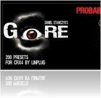 Instrument Virtuel : GORE pour Cronox4 - macmusic