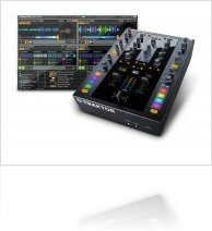 Informatique & Interfaces : Native Instruments TRAKTOR KONTROL Z2 - macmusic