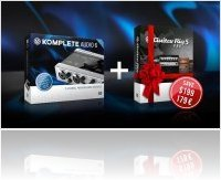 Informatique & Interfaces : KOMPLETE AUDIO 6 et GUITAR RIG 5 PRO en Promo - macmusic