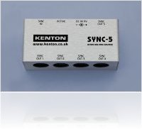 Informatique & Interfaces : Kenton Annonce SYNC-5 - macmusic
