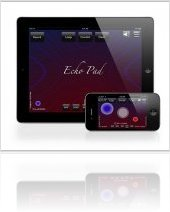 Music Software : Holderness Media Releases Echo Pad - macmusic