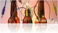 Instrument Virtuel : AudioThing Présente Xmas Beer Bottles - macmusic