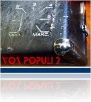 Instrument Virtuel : Detunized Présente Vox Populi 2 Live Pack Pour Ableton - macmusic