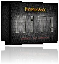 Instrument Virtuel : MoReVoX - HiT! - macmusic