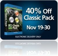 Plug-ins : McDSP Classic Pack Special! - macmusic