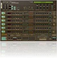 Instrument Virtuel : Propellerhead Annonce PX7 FM Synthesis - macmusic