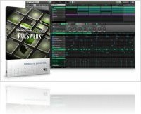 Instrument Virtuel : Native Instruments Présente PULSWERK Expansion pour MASCHINE - macmusic