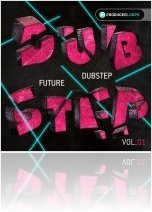 Instrument Virtuel : Producer Loops Lance Future Dubstep Vol 1 - macmusic