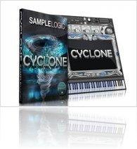 Instrument Virtuel : Sample Logic Lance Cyclone - macmusic