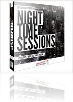 Instrument Virtuel : EqualSounds Annonce Night Time Sessions Vol 1 - macmusic