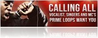 Industry : Prime Loops Are Looking For Singers and Vocalists - macmusic