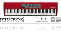 Music Hardware : Nord Announces New Piano 2 HP 73 - macmusic
