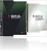 Music Software : Steinberg WaveLab 8 - macmusic