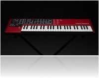 Music Hardware : Nord Lead 4 - macmusic
