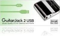 Informatique & Interfaces : Sonoma Wire Works GuitarJack 2 USB - macmusic