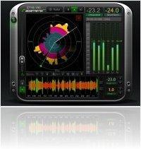 Plug-ins : Crysonic RADAMETER - macmusic