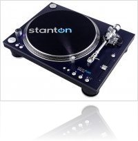 Audio Hardware : Stanton Updates Leading ST.150 And STR8.150 - macmusic