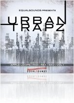 Virtual Instrument : EqualSounds Releases Urban Trapz Vol 1 - macmusic