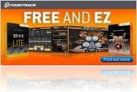 Virtual Instrument : Toontrack Launch FREE and EZ Promotion! - macmusic