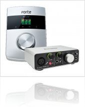 Informatique & Interfaces : Focusrite: Promos Forte/iTrack Solo - macmusic
