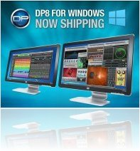 Music Software : MOTU DP8 for Windows is Now Shipping! - macmusic