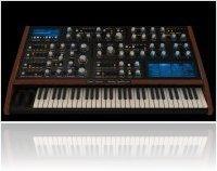Instrument Virtuel : Tone2 Audiosoftware Réalise Saurus 1.1 - macmusic